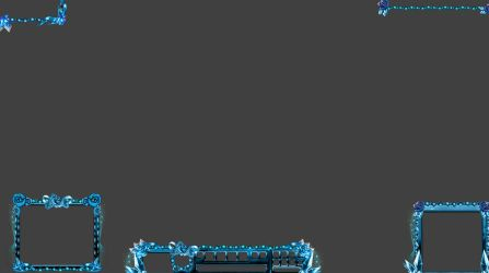 Free Ice Themes Lol Overlay by SnOwInWiNtEr