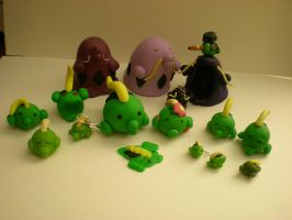 Gulpin collection-obsession