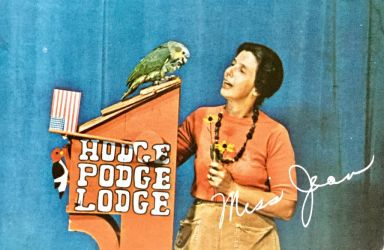 Vintage Maryland - Hodge-Podge Lodge by Yesterdays-Paper