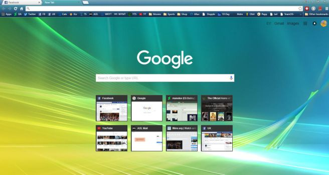Vista Theme for Chrome CRX  file by manoluv