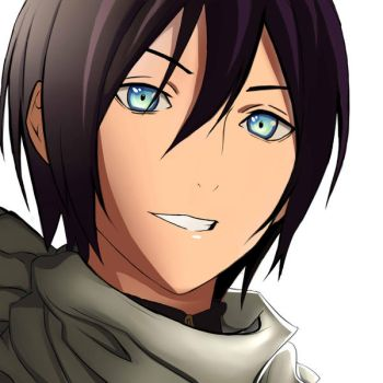 Noragami - Yato by M-K-1