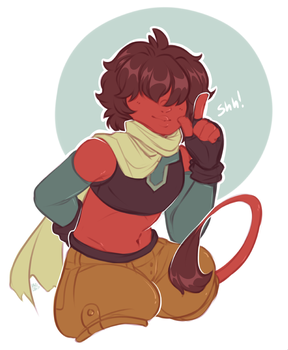 tief thief by MagicalZombie