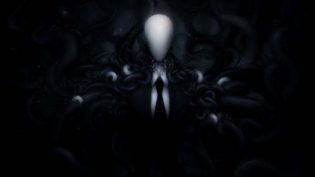 Slenderman by S0Z1DAT3L