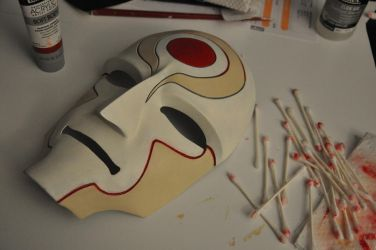 Amon Mask (WIP) by Tenumbra