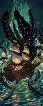Peril on the Sea by korintic