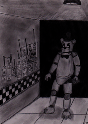 Five Nights at Freddy's by Dr-Spoil
