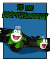 To the Boopkinsmobile! by pm58790