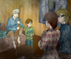 Jack explain all to Jamie's parents by TheLunnaWorld