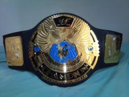 WWF CHAMPIONSHIP by imranbecks