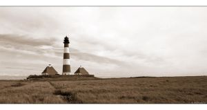 Westerhever Sand by Limaria