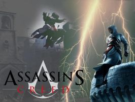 Assassin's Creed by graph-skillz