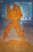 Mass Effect Posters - Garrus by A-negative