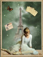 Postcards from Paris by MagicAngel8773