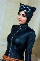 Catwoman by Cortana2552