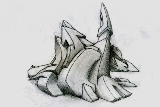 just a sketch... by Wrice