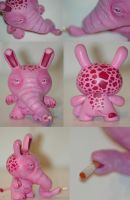 The elephant dunny by zombieduck