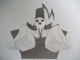 Shinigami by Bloudy92