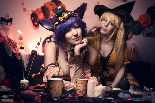 Halloween - Show by Rock by Miss-Fairy-Floss