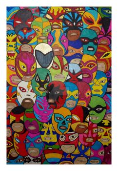lucha lucha lucha by luther1000