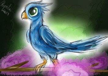 Beautifull creature - Jewel - Rio 2 by Julunis14