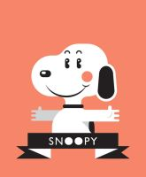 Snoopy by Helbetico