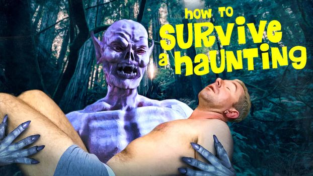 How To Survive a Halloween Horror Movie Haunting by paulypants