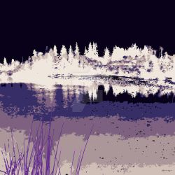 LavenderPond by DamnMulletDesign