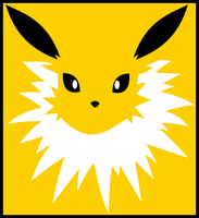 Jolteon by Captain-Connor