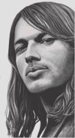 David Gilmour by Gildhartt