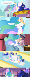 Princess's Day Off by Stonebolt