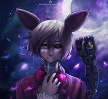 [male]Mangle-Night with you by SirMei