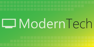 ModernTech Logo Contest Contribution (Winner!) by Tecior