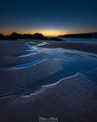 Blue Night by Philippe-Albanel