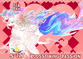 { Stygian Vday 7 } Blossoming Passion by Zoomutt