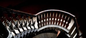 old stairs by gold-paroles