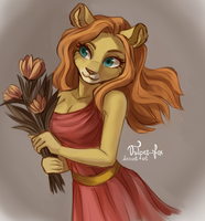 Helen of Troy by vulpes--fox