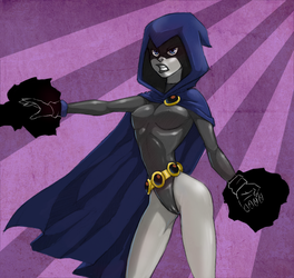 Raven by Flick-the-Thief