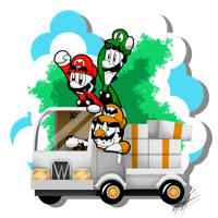 Game and Watch Gallery 3: Mario Bros. by GSVProductions
