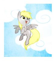 Derpy Hooves by shiro