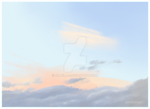 Clouds by Natello