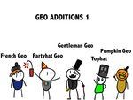 GEO additions 1 by TophatGeo