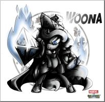 The Woona Champion! by EuropaMaxima