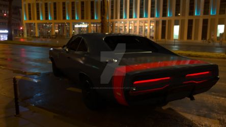 Dodge Charger by Grimlocksmash369