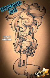 .:SonicTober:..:Day 5 Infinite:. by Cintia-Lombax