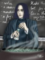 Potions Master by ruya