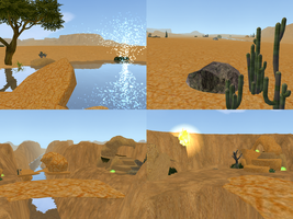 Cryptic Refrain Teaser- Arid Abyss by ZombieKitteh