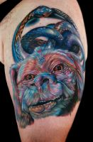 neverending story by tat2istcecil