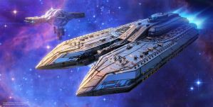 +Super Dreadnought Kalari Class+ by ERA7