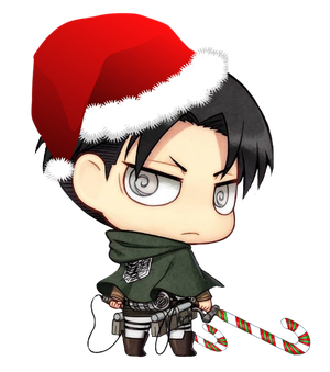 Christmas Cheer (Levi x Reader) by Mirror-of-Roses on DeviantArt