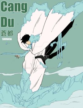 BLEACH. WHAT IF: Cang Du by SKurasa